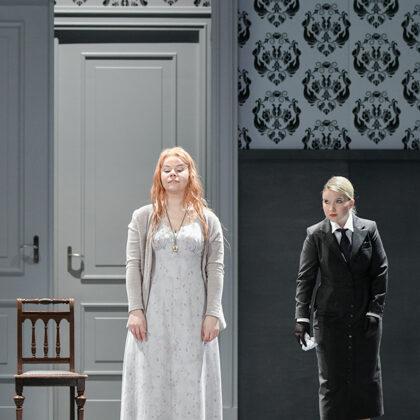 """L'ultimo Sogno"" (La Traviata) C. Ciceri, G. Verdi, Staatstheater Kassel ©N. Klinger"